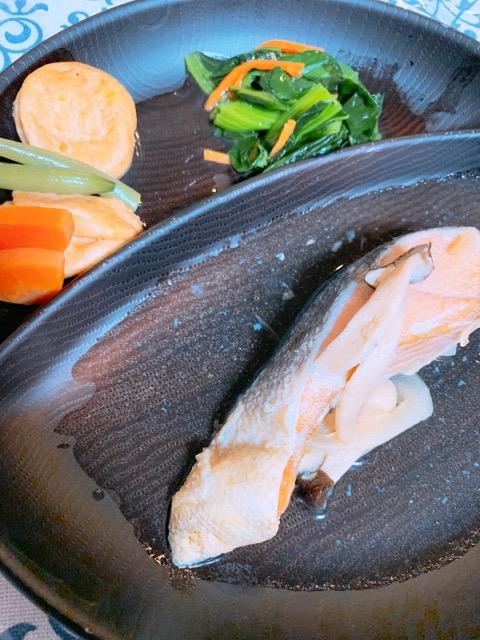 鮭ソテー,わんまいる,冷凍惣菜