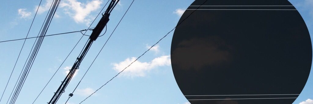 写真,空,ツイッターヘッダー,円