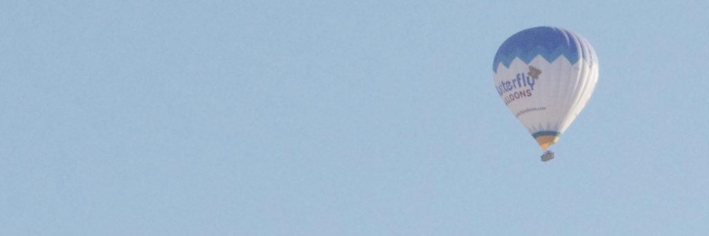 気球,空,ツイッターヘッダー